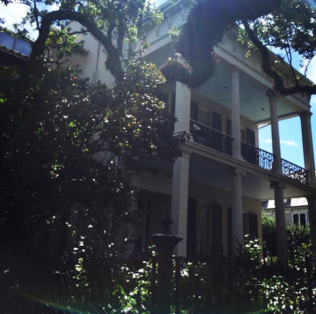 Anne Rice Garden District Mansion at 1239 First Street
